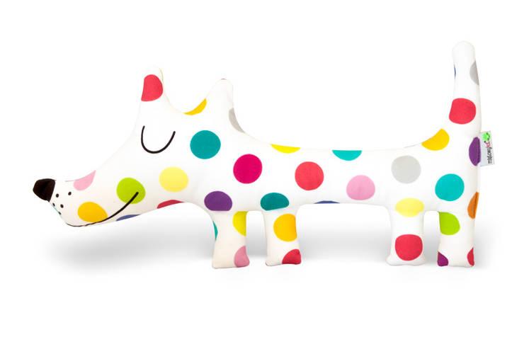 PIES w KROPKI: styl , w kategorii  zaprojektowany przez Miętowy Kot,Nowoczesny