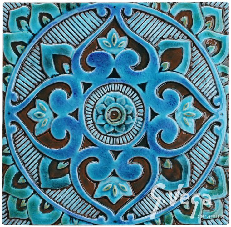 MANDALA #3:  Household by Gvega Ceramica