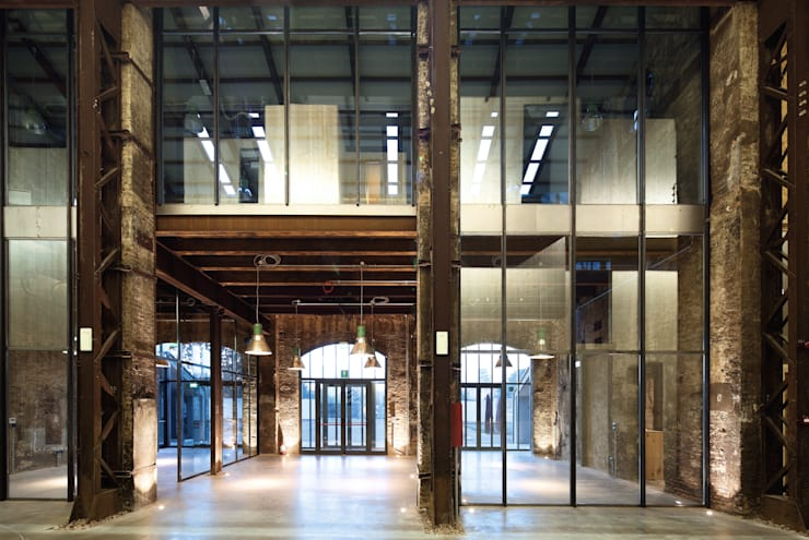 công nghiệp  theo Studio Cittaarchitettura, Công nghiệp