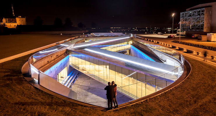Museums by BIG-BJARKE INGELS GROUP
