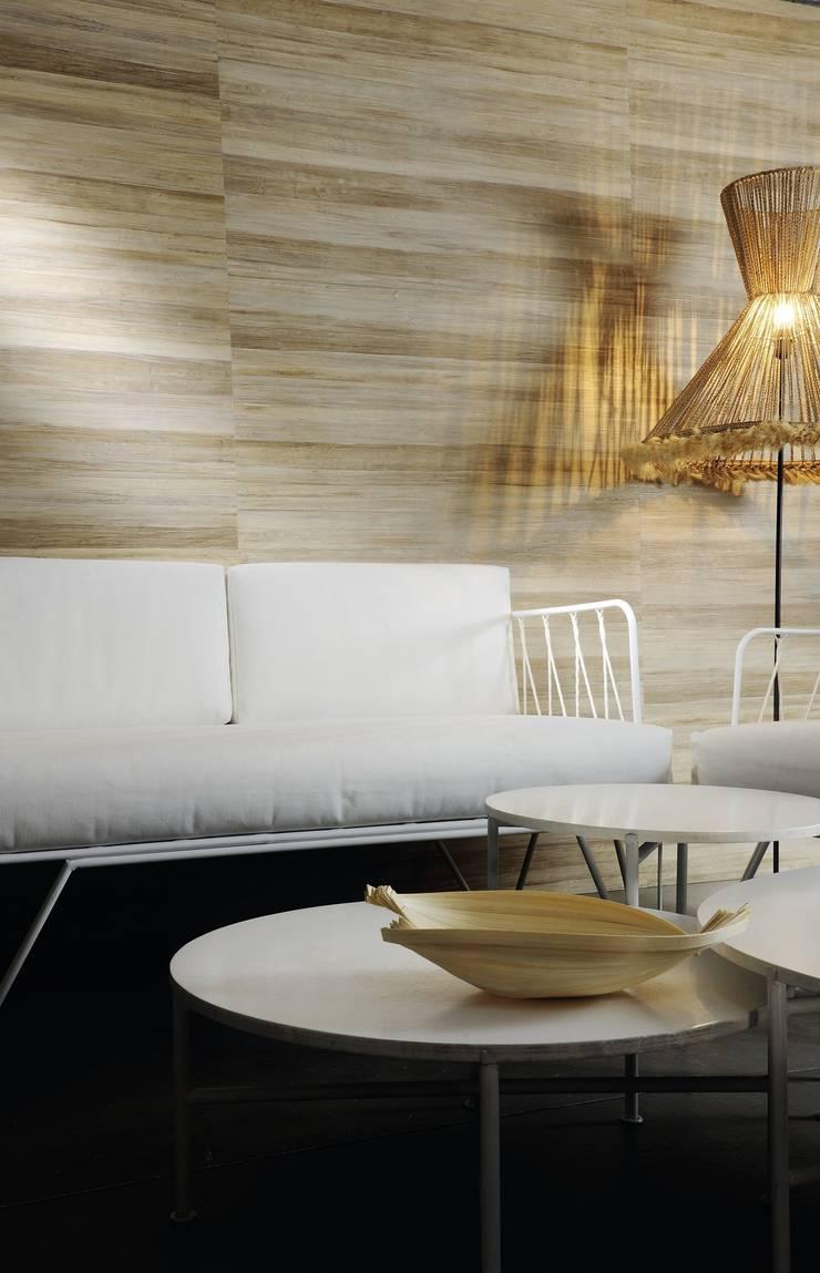 Walls & flooring by Élitis