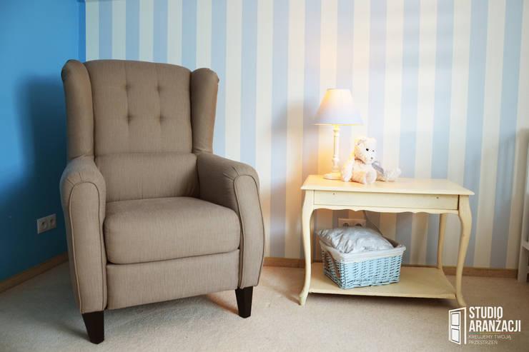 Nursery/kid's room by Studio Aranżacji Agnieszka Adamek,