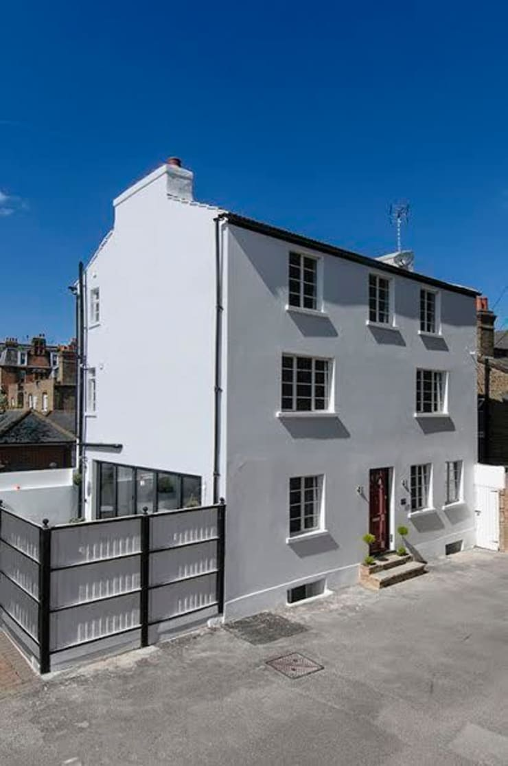 £1.25mm Family 4 storey home - London :  Houses by KDesign - KDevelopments