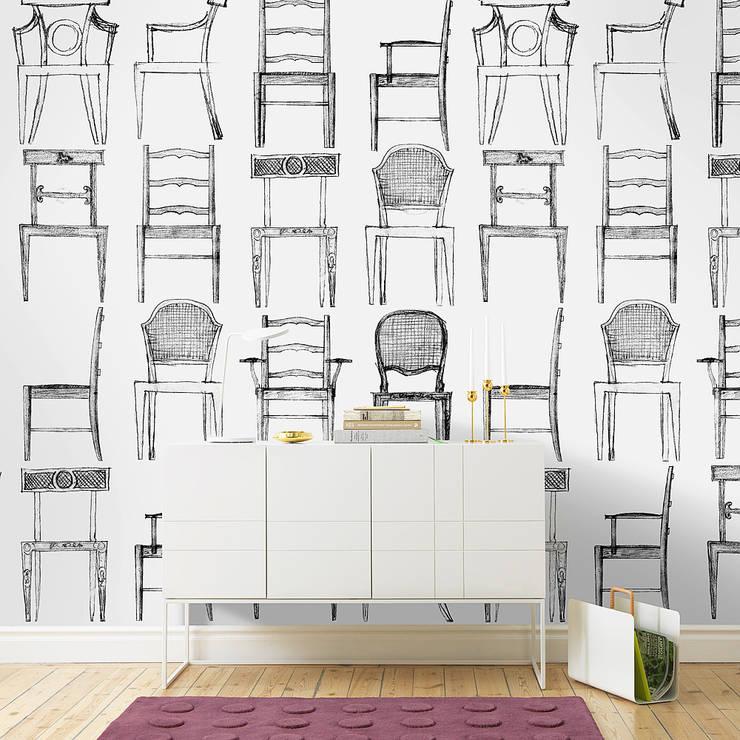 พื้นและกำแพง by Tapeten & Uhren
