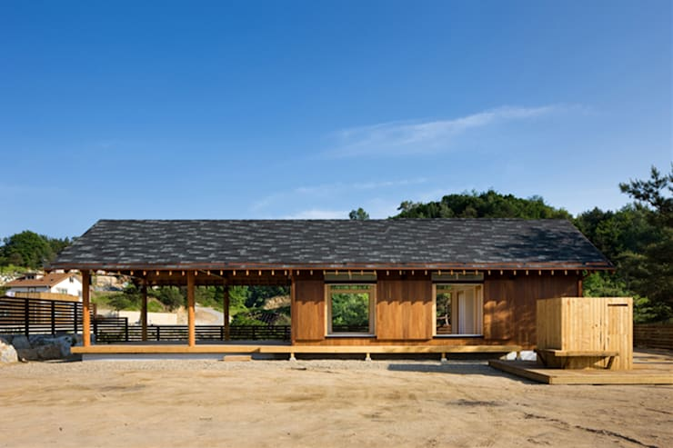 House in Geumsan: studio_GAON의  주택,