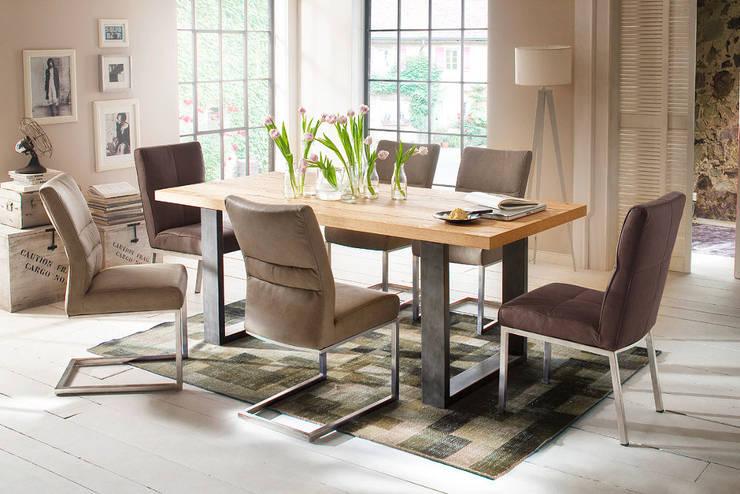 """Stół ANDALI """"U""""  : styl , w kategorii Jadalnia zaprojektowany przez mebel4u"""