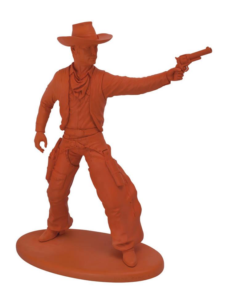statuette bang bang kid Young Seven Up: Maison de style  par Bang Bang Kid