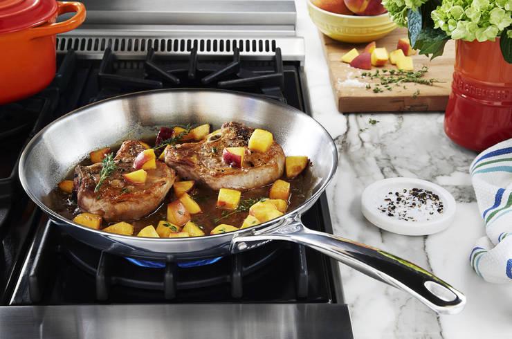 Le Creuset 3-ply PLUS:  Küche von Le Creuset,