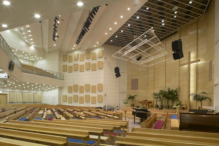 Yaksoo Church: 서인건축의