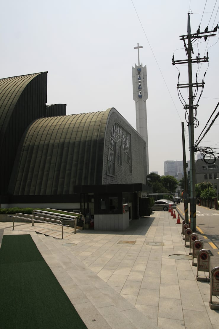 Somang Church: 서인건축의