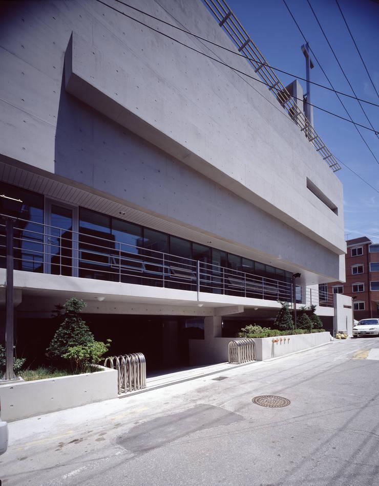 Nazareth Church: 서인건축의