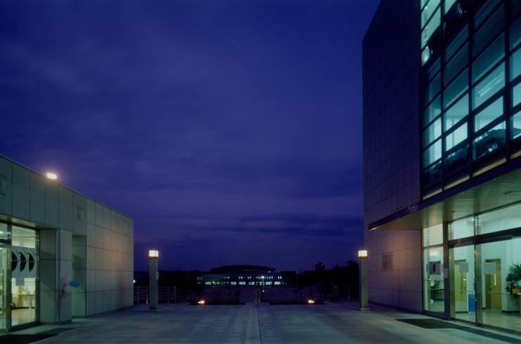 Handong Global Uni. Hyoam: 서인건축의