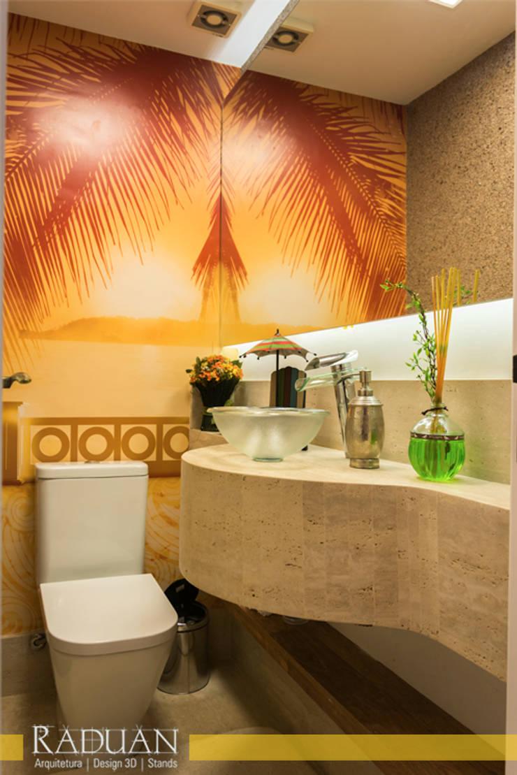 Apartamento 100 m² – Saúde:   por Raduan Arquitetura e Interiores