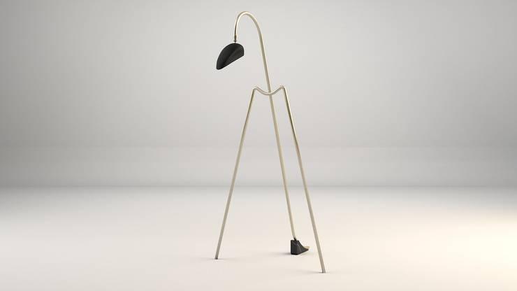 Lampe Li-1:  de style  par Jordan de Puch