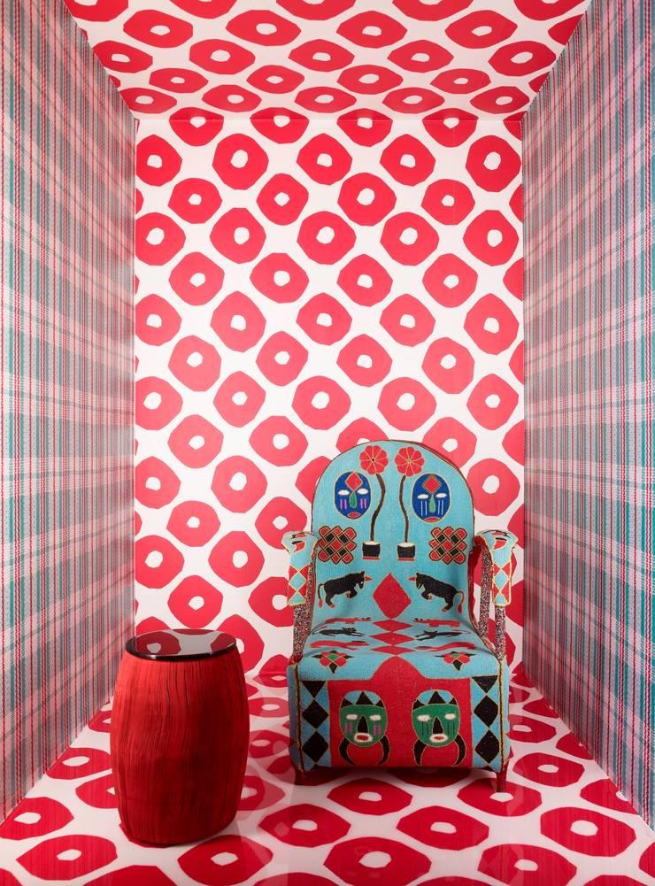 J&V5 x 10 Italian Design di Jannelli&Volpi | Designer Paola Navone da Jannelli&Volpi: Case in stile  di Jannelli&Volpi, Eclettico