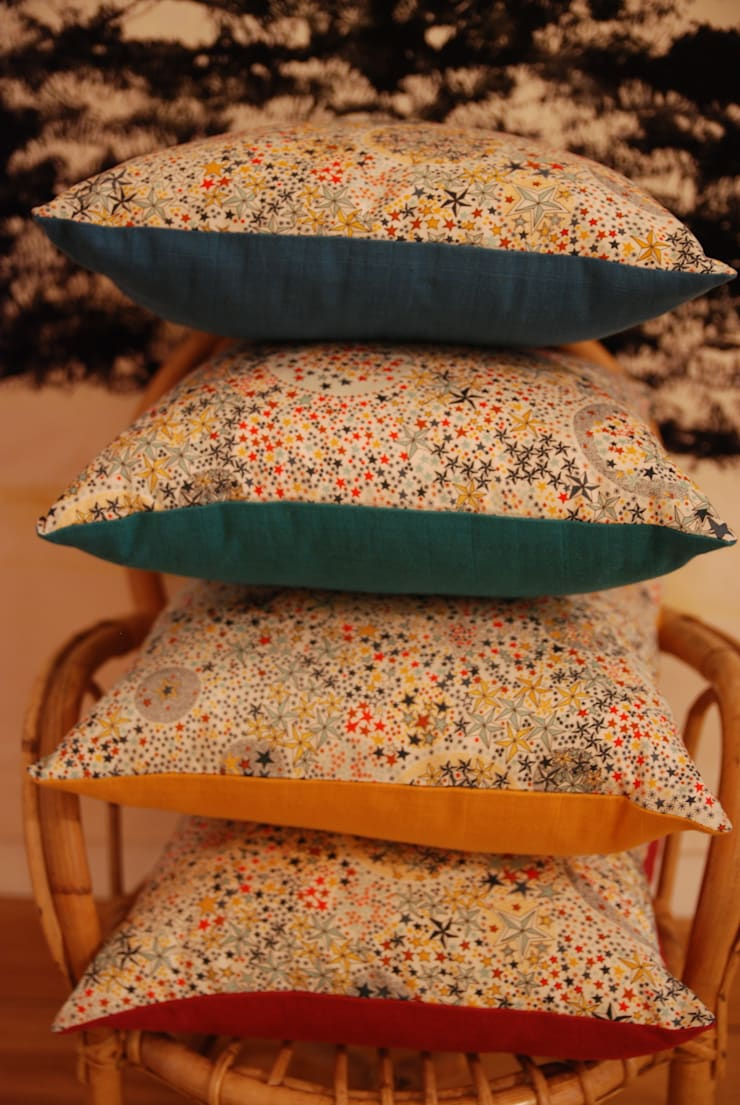 Mini Coussin *édition limitée Noël 2014*: Chambre d'enfants de style  par mushroom