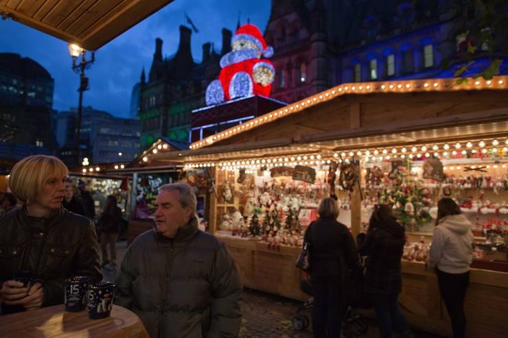 в . Автор – Manchester Christmas Markets