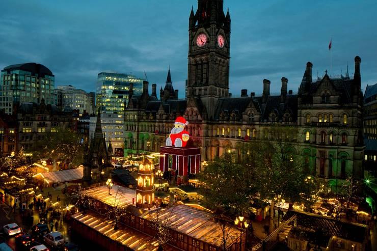 Manchester Christmas Markets의
