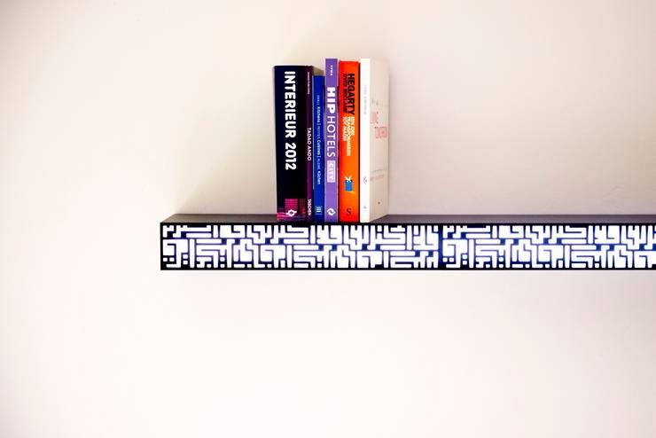 Nichenn 'the luminous bookshelf':   by Cheb Fusion