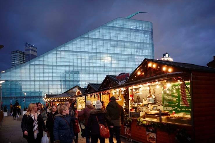 por Manchester Christmas Markets