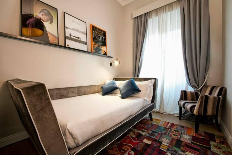 Dormitorios infantiles de estilo moderno de MOB ARCHITECTS