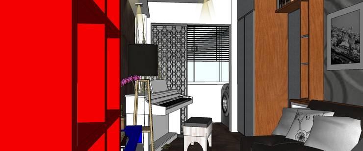 Piano:   por Interior Design Christiano Carvalho