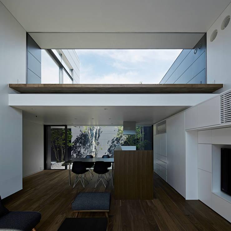 House in Obu: Isao Kato architects / 加藤功建築設計事務所が手掛けた家です。