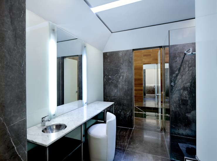 Bathroom by Pascal Arquitectos