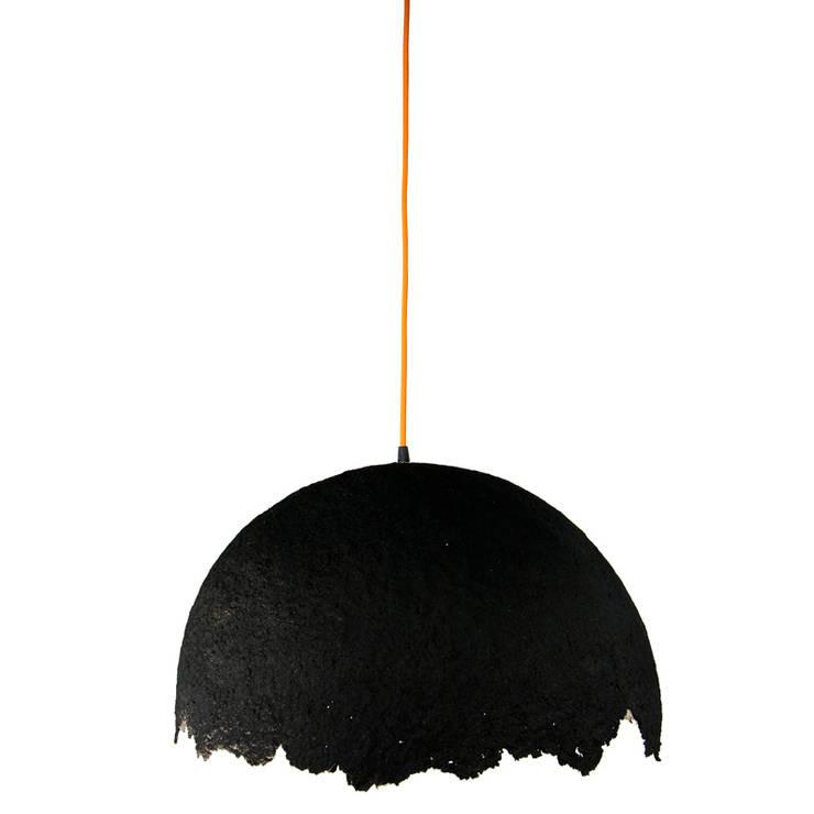 an  Eco lamp: styl , w kategorii Salon zaprojektowany przez Gie El Home