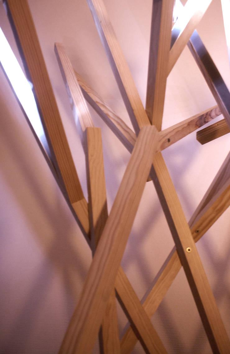 Arborescence: Salon de style  par Marc Palmade