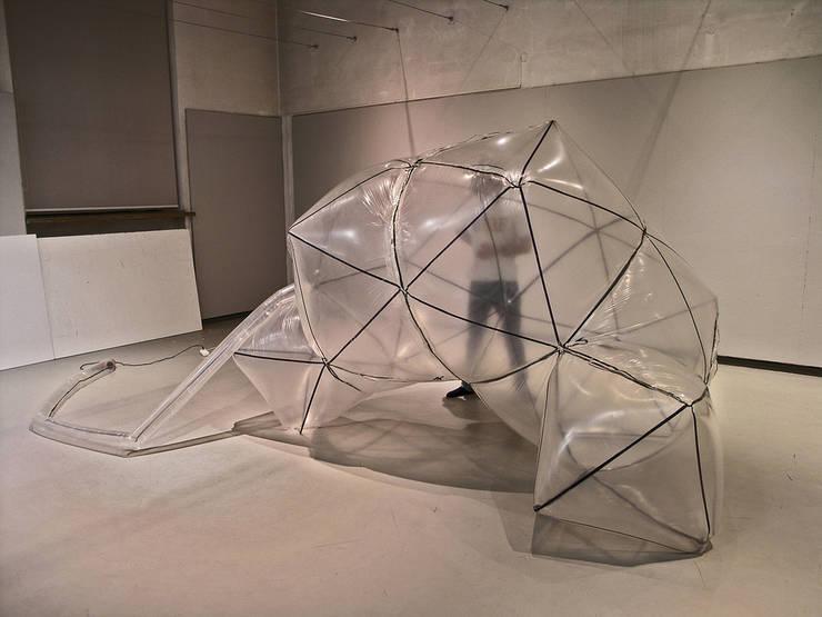 Chmura : styl , w kategorii Ogród zaprojektowany przez Jan Kochański