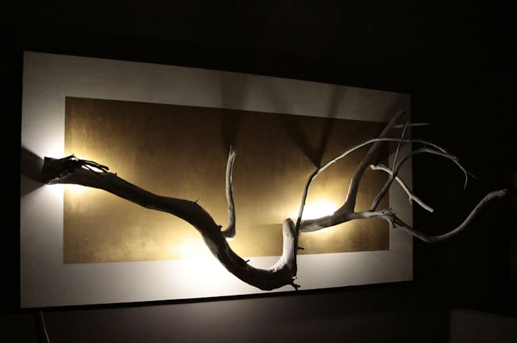 HIKARI:  in stile  di Arch. Laura Cera | KERA ecodesign, Eclettico