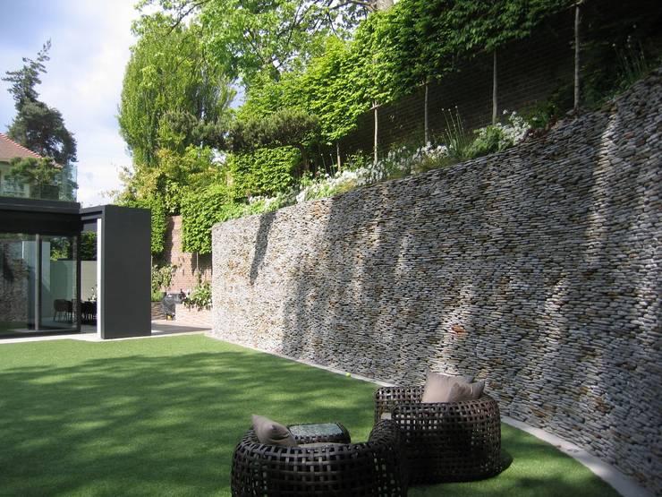 Andrew Wenham:  tarz Bahçe