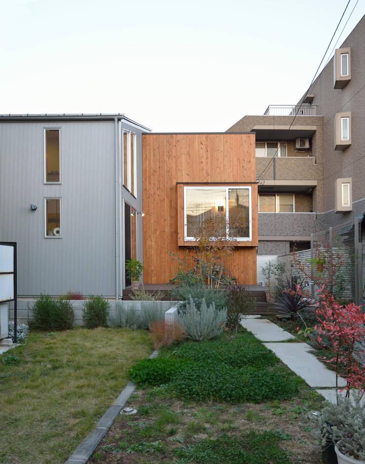 5人家族の家: アトリエKUKKA一級建築士事務所/ atelier KUKKA  architects が手掛けた家です。