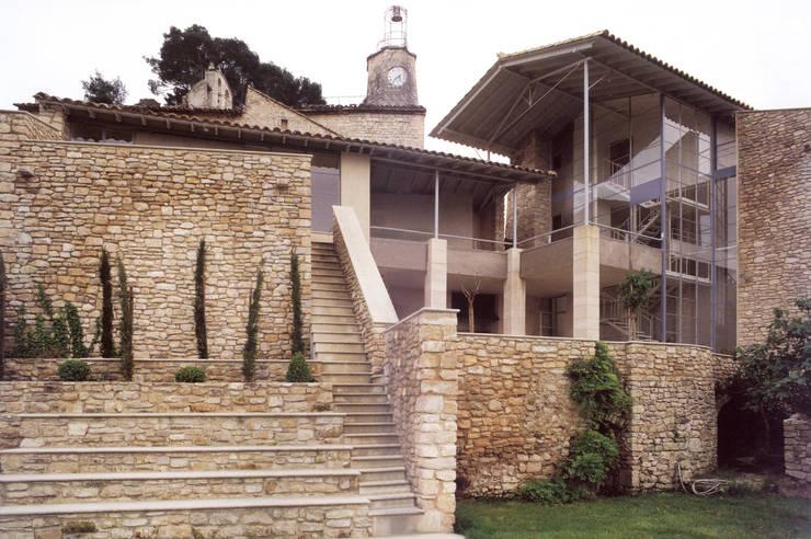 habitation: Maisons de style  par ateliers d'architecture JPB