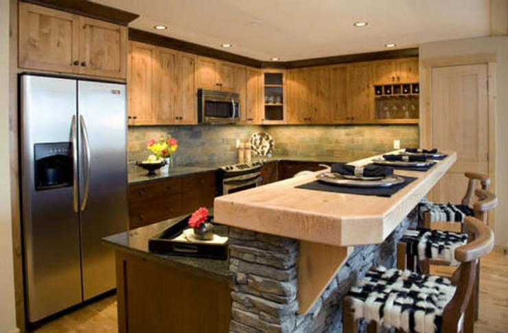 Keuken door Bazzioni