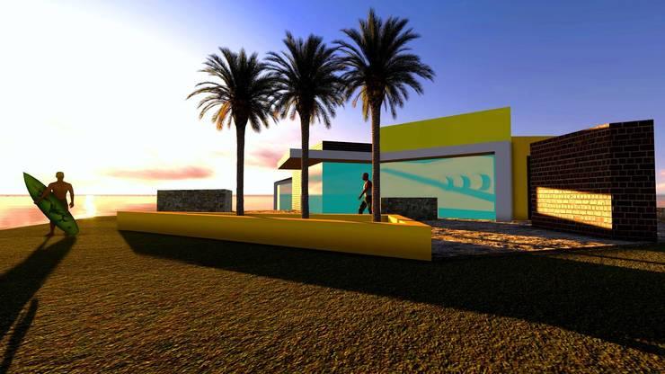 MLarq Arquitectura y Construcciòn:  tarz Bahçe