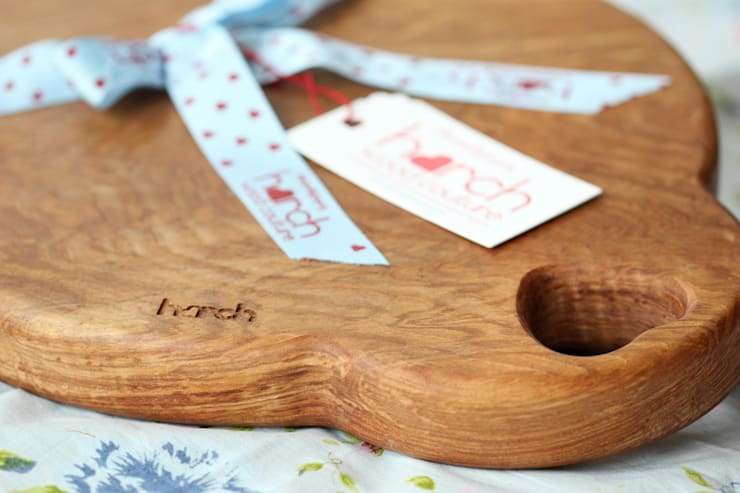 Double Harch Board- Chopping and Serving Board:  Kitchen by Harch Wood Couture