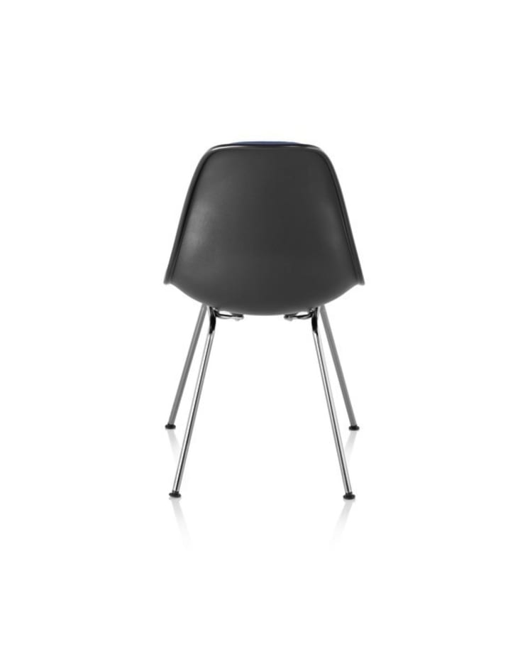 Eames Molded Plastic Chairs:   by Herman Miller