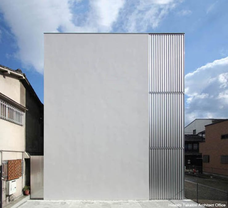 Houses by 鷹取久アーキテクトオフィス
