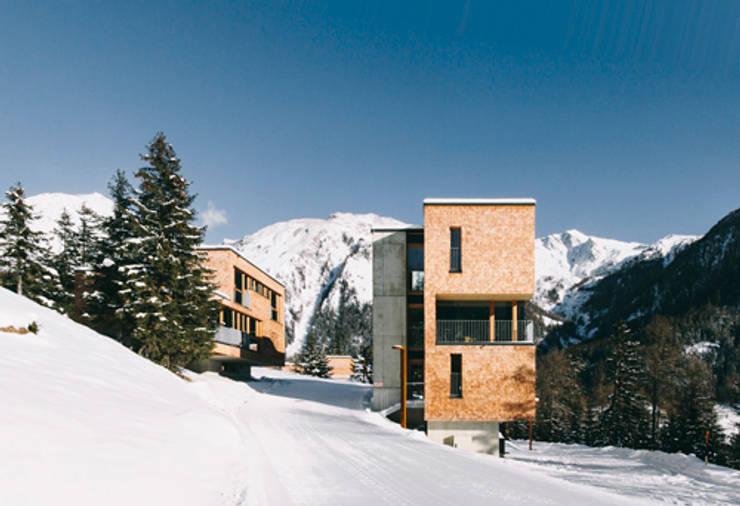 Gradonna Mountain Resort:  Hotels von reitter_architekten   zt  gesmbh / arge reitter-strolz ,