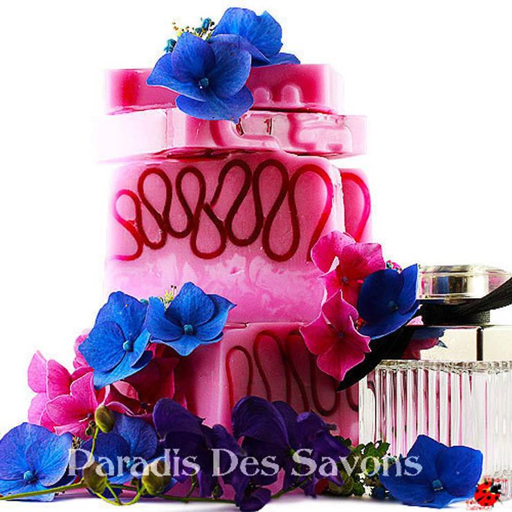 Savon de l'artisan parfumé Le magicien fleurant:  de style  par Le paradis des savons