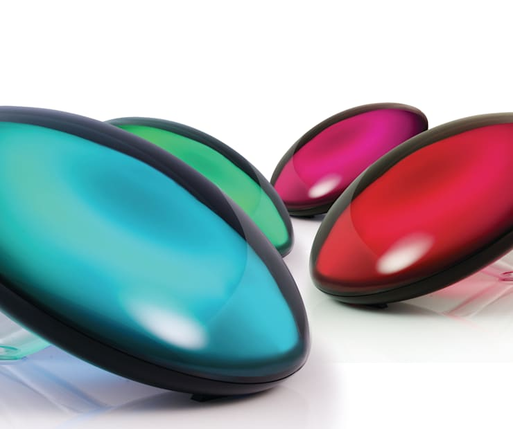 Mathmos Jellyfish Black Remote Controlled Colour Changing Light:  Household by Mathmos