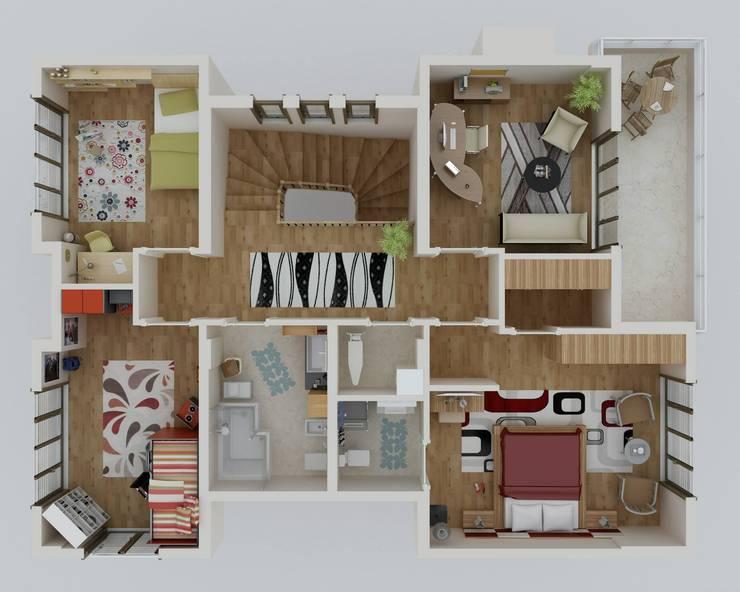 CANSEL BOZKURT  interior architect – TRABZON-ÖZTÜRK YAPI PROJESİ:  tarz