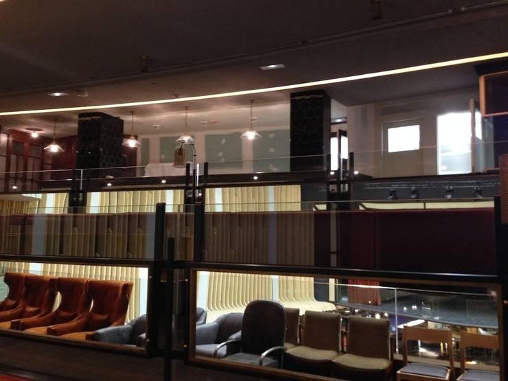PLATE MADRID, restaurante Ramon Freixa:  de estilo  de ESTEPA PROYECTOS ESTUDIO DE INTERIORISMO