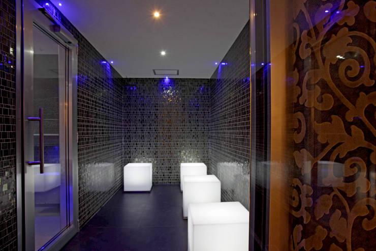 Cabina della Neve - Golden Mile SPA (Mosca) : Spa in stile  di Happy Sauna - Wellness Today
