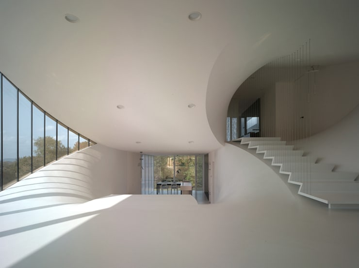 Villa NM New York:  Huizen door UNStudio,