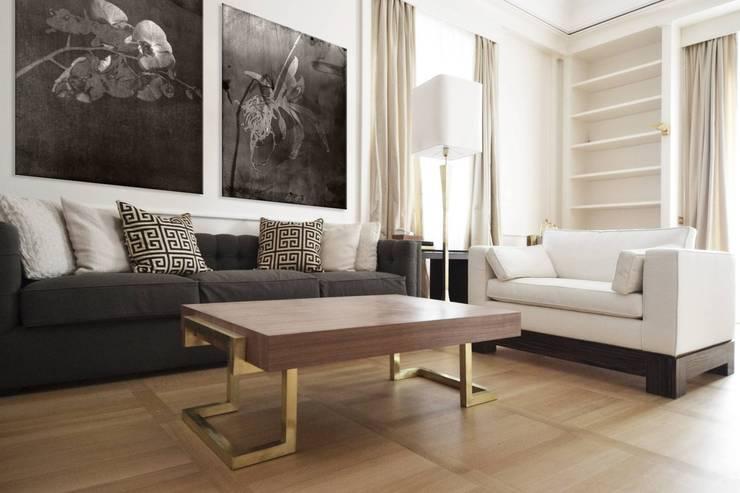 DC HOUSE: Casa in stile  di lad laboratorio architettura e design,