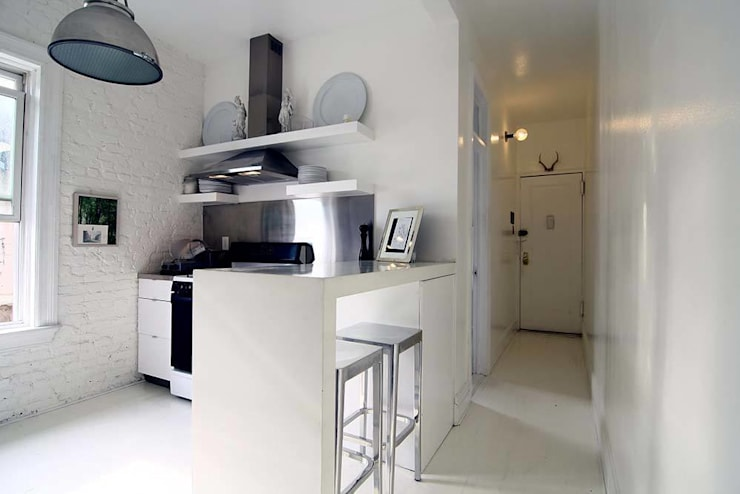 New York Apartment: Case in stile  di GIOVANNA GIANNATTASIO,