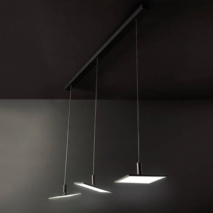 Sala de jantar  por Bernd Unrecht lights GmbH